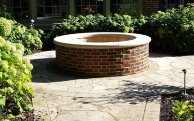 Outdoor Fireplaces in St. Louis